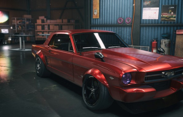 Picture need for speed, ford, payback