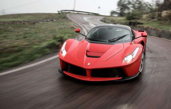 Picture Red, Ferrari, Hypercar, LaFerrari, Will do