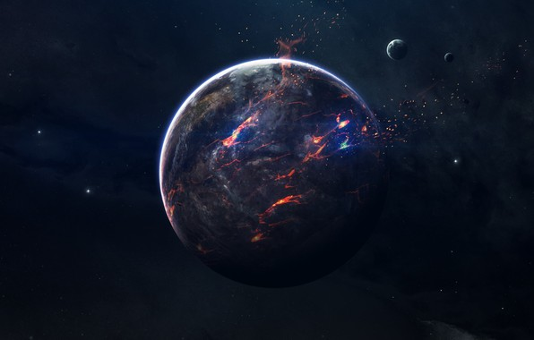 Picture Stars, Planet, Space, Fragments, Flame, Art, Stars, Space, Art, Satellite, Flame, Planet, Satellite, Lava, Space, …