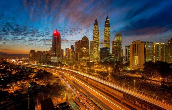 Picture the city, Malaysia, Kuala Lumpur, Kuala lumpur city