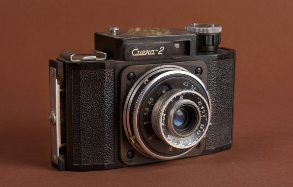 Picture photo, USSR, old, camera, смена2, photographer Alexander butchers, old camera