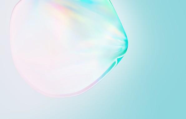 Picture silver, bubble, samsung