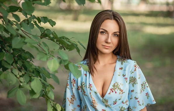 Picture dress, model, look, A Diakov George