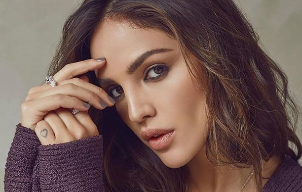 Picture look, girl, makeup, actress, beauty, Eiza Gonzalez