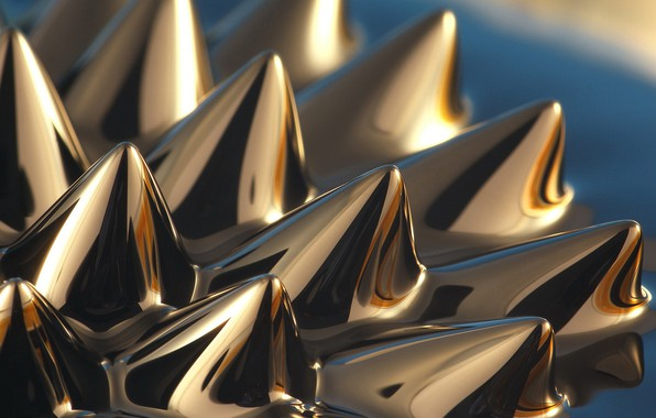 Picture abstraction, Shine, spikes, the volume