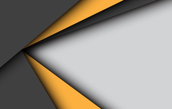 Picture line, yellow, grey, background, geometry, design, background, material