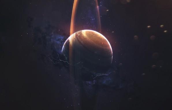 Picture Stars, Planet, Space, Nebula, Zipper, Ring, Art, Stars, Space, Art, Planet, Universe, Galaxy, Lightning, Nebula, …