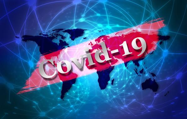 Picture planet, the threat, coronavirus, COVID-19