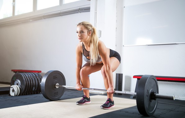 Picture fitness, rod, pose, training, workout, gym, fitness, gym, crossfit