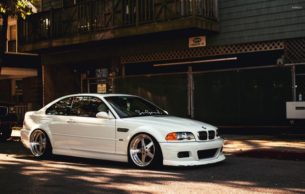 Picture BMW, E46, 3-Series, M3