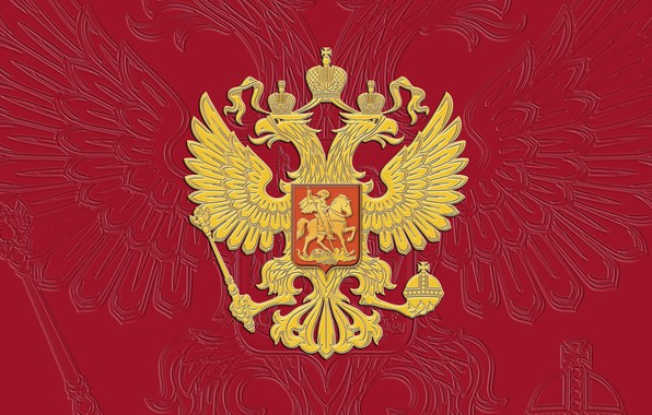Picture texture, flag, Russia
