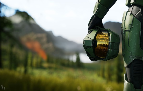 Picture Halo, Infinite, 343 Industries, E3 2018, Halo: Infinite