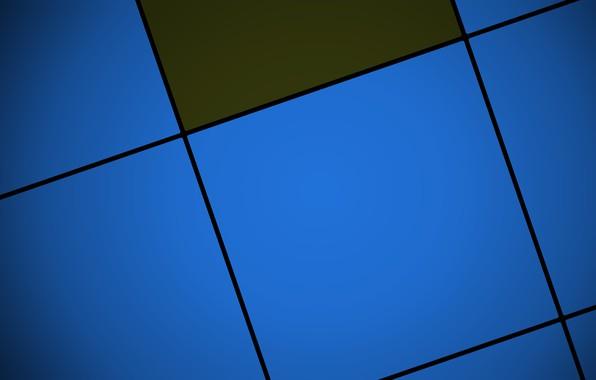 Picture line, paint, texture, square