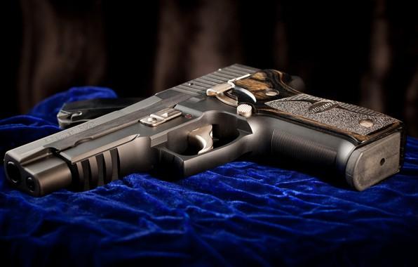 Picture gun, Switzerland, SIG Sauer, P226