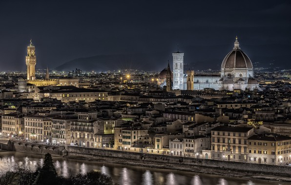 Picture Italy, Florence, cityscape