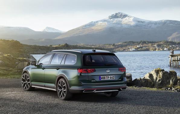 Picture Volkswagen, Volkswagen, Passat, all-wheel drive wagon, Volkswagen Passat Alltrack