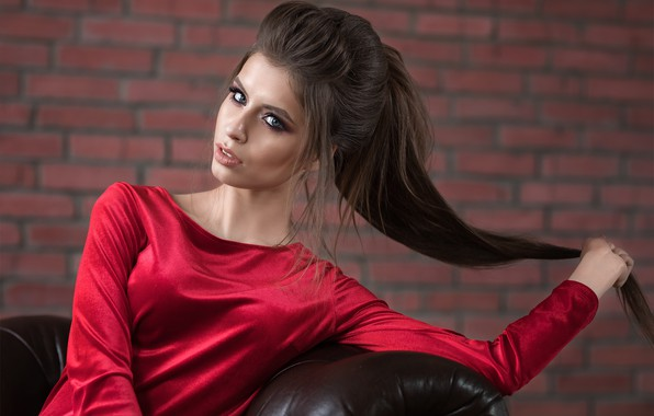 Picture model, Girl, dress, Dmitry Shulgin, Dmitry Shulgin