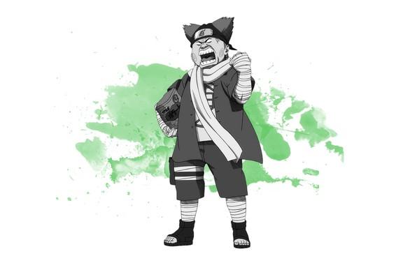 Picture Anime, Naruto, Naruto, Anime, CECI Akimichi, Choji, Shounen