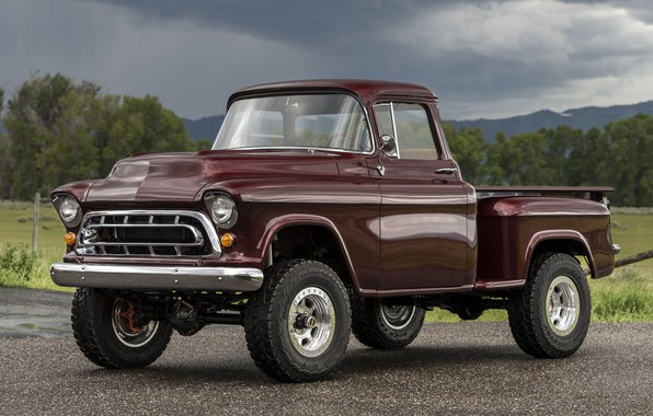 Picture Chevrolet, Truck, Pick up, Vehicle