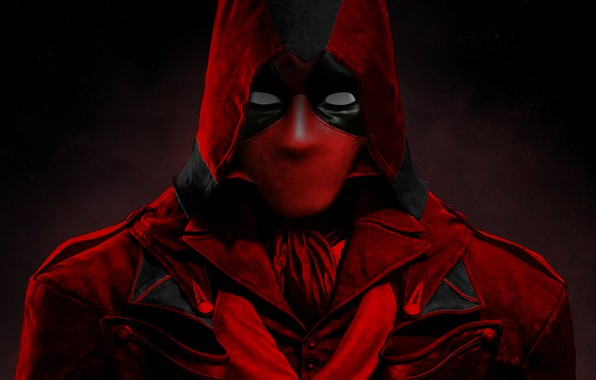 Picture Ryan Reynolds, Red, Black, Deadpool, Marvel, Comics, Suit, Mutant, 20th Century Fox, Man, Movie, Mask, …