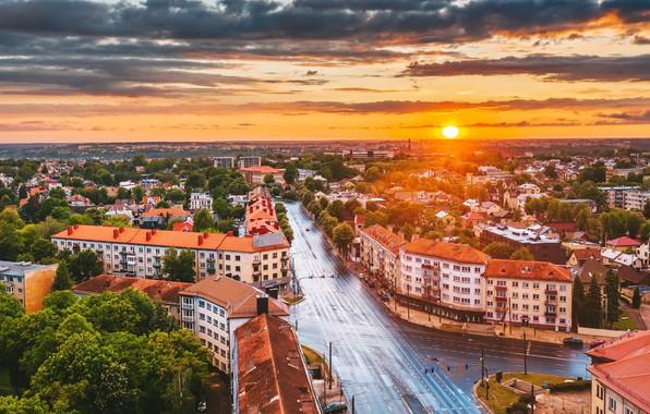 Picture Lithuania, Kaunas, Žaliakalnis