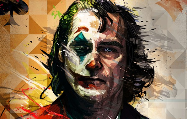 Picture Sadness, Smile, Chaos, Clown, Drama, Thriller, Madness, Depression, Film 2019, Joker 2019, Joker 2019