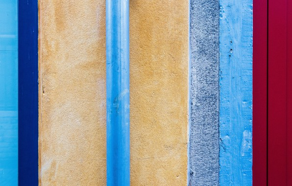 Picture wall, lines, textures, vertical, multicolored, 4k ultra hd background