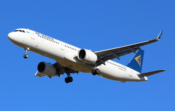 Picture Airbus, Air Astana, spotting, your photo, spotting, my photo, Own photo, Sheremetyevo (SVO), your photo, …