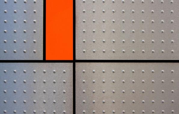 Picture strip, figure, stripes, shapes