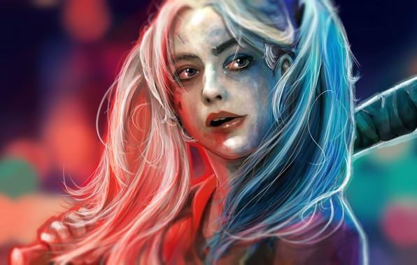 Picture Face, DC Comics, Harley Quinn, Suicide Squad