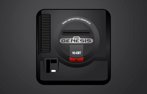 Picture sega, 16 bit, genesis, game console, game console, 16-bit, Sega