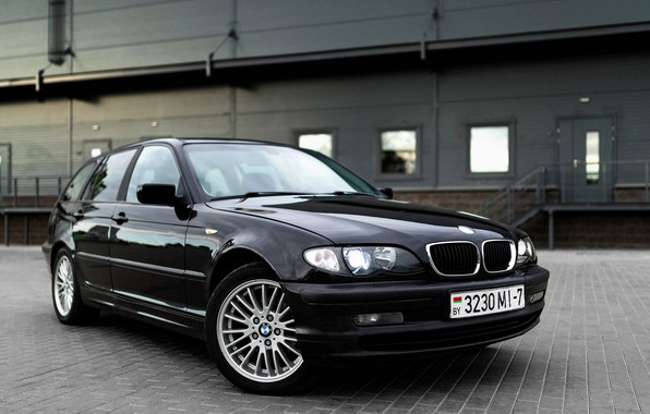 Picture BMW, E46, TOURING