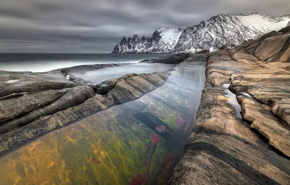 Picture Norway, Senja, Here