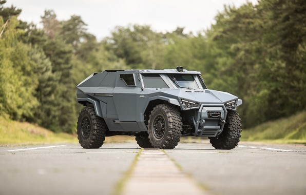 Picture Scarab, French defense company Arquus, Light armored vehicle, the new armored car, Scarabee