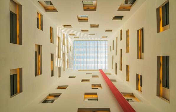 Picture the building, Windows, windows, building, Antoni Figueras