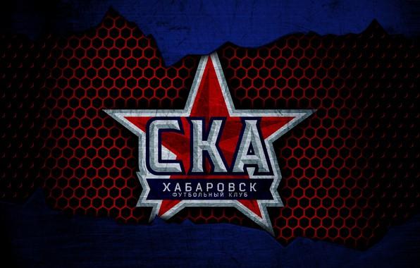 Picture wallpaper, sport, logo, football, SKA Khabarovsk