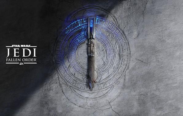 Picture Star Wars, Jedi, Lightsaber, Fall Order