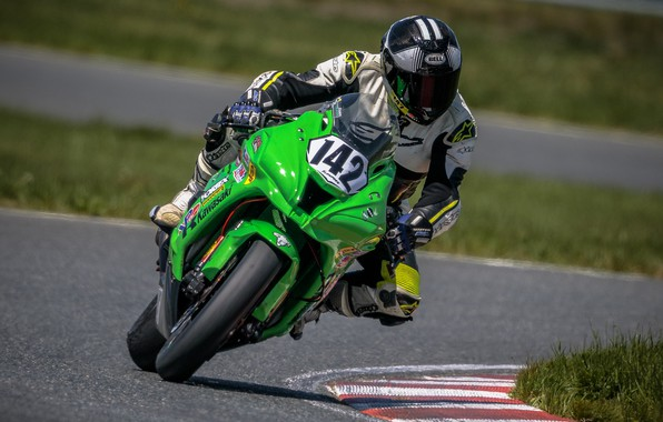 Picture motorcycle, bike, racing