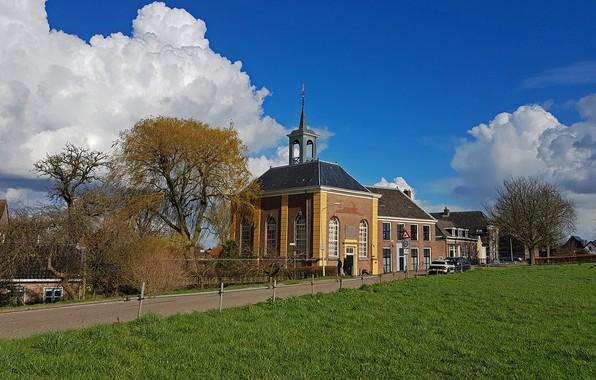 Picture Church, Netherlands, Holland, Dahlem