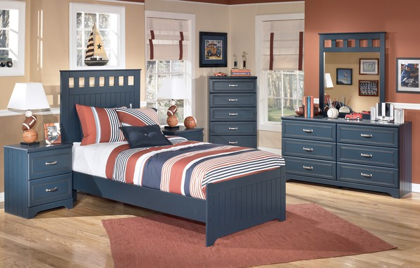 Picture design, furniture, bed, interior, children's room
