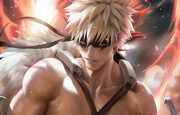 Picture guy, Boku No Hero Academy, My Hero Academy, Bakuga Katsuki