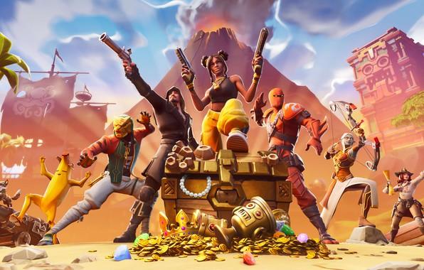 Wallpaper Epic Games Fortnite 2019 Season X Images For