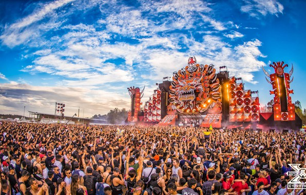 Picture Dragon, Hardstyle, Defqon 1, Qdance
