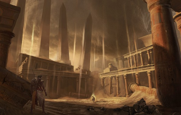 Picture multi-platform video game, Assassin's Creed Origins, Eddie Bennun, The Curse of the Pharaohs