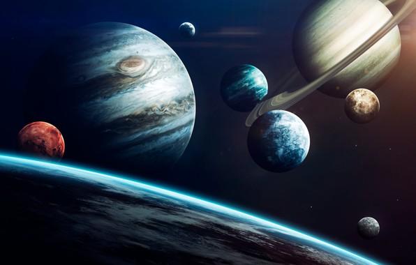 Picture Saturn, The moon, Space, Earth, Planet, Moon, Mars, Jupiter, Neptune, Mercury, Venus, Planets, Saturn, Space, ...