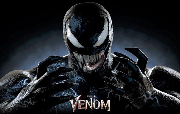 Picture language, background, anger, Venom, Venom
