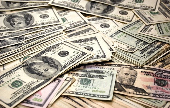 Picture money, dollars, currency, bills