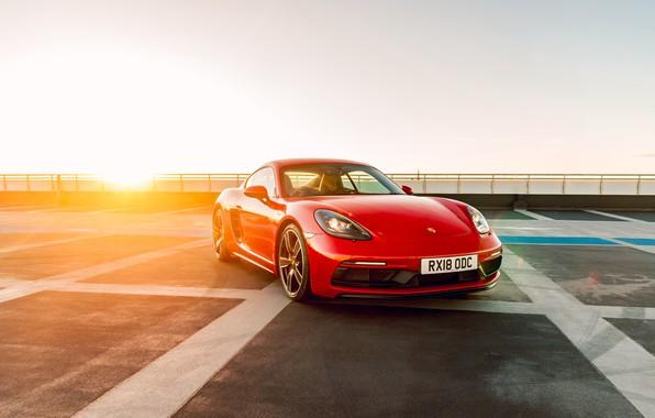 Picture Porsche, Cayman, GTS, Porsche Cayman, 718, 2019