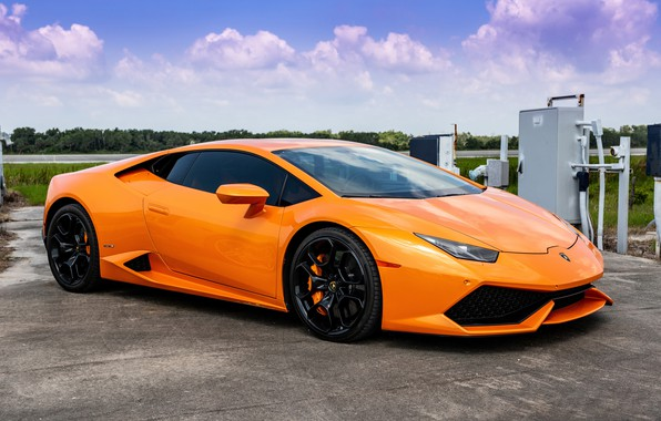 Picture Lamborghini, Huracan, at NASA, Porter 34, Casey J
