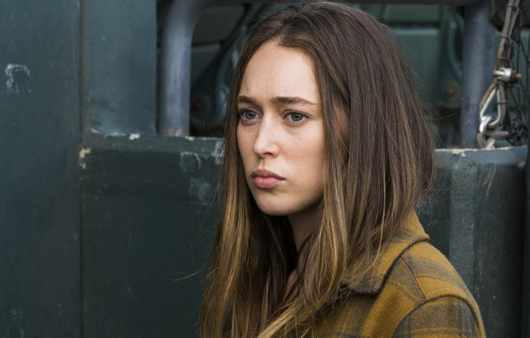 Picture Girl, Look, Lips, Face, Girl, Hair, Eyes, Clothing, Actress, The series, Looks, Alycia Debnam-Carey, Fear …